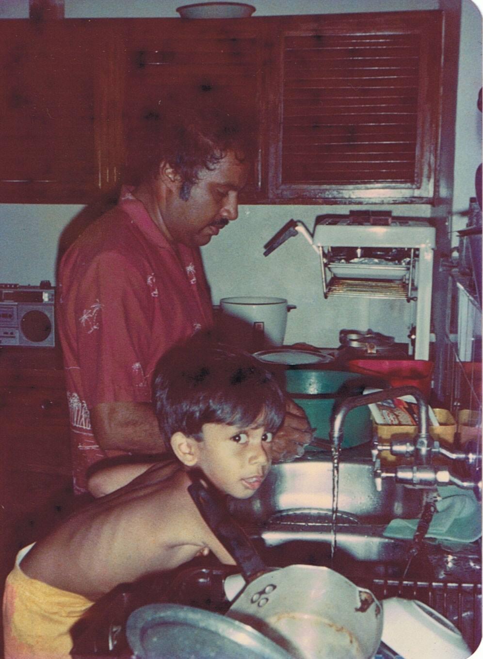 Clarence_Grandfather_Talanoa